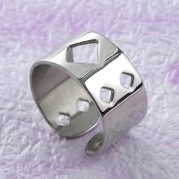 Stainless Steel Ring, MR006