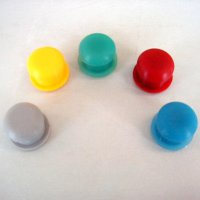 Rubber Button