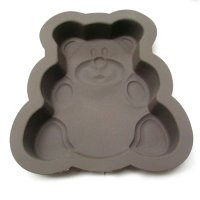 Bear Baking Sil Mold