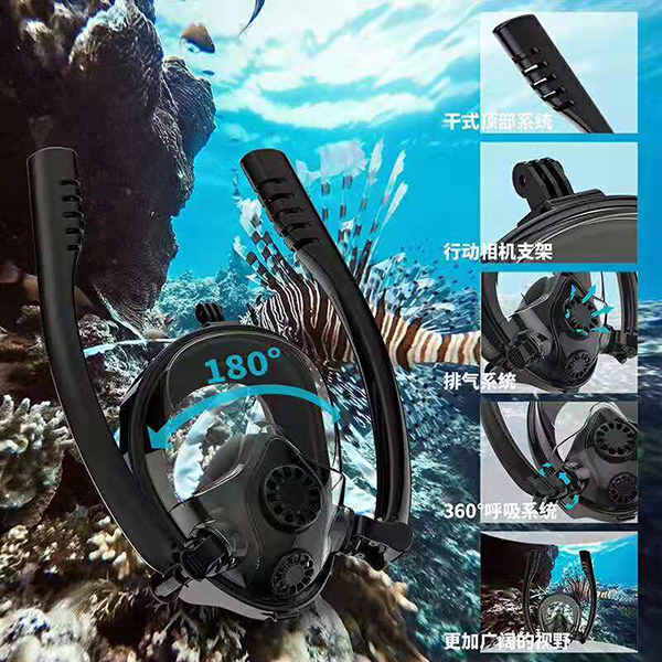 Snorkeling Full Face Mask