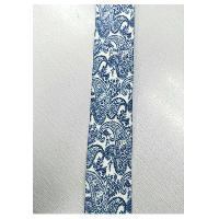 Invisible Zipper Teeth Smooth Running Special Pattern Tape Silk Print Zipper