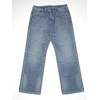 Men's button fly jean