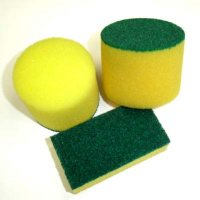 Non-scratch Sponge - Household Cleaning