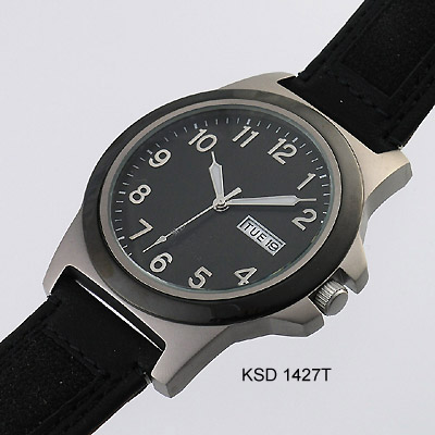 Titanium watches ksd 1427t kimsi company limited manufacturer for Titanium watches