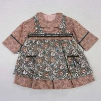 Flower Print Woven Baby Dress