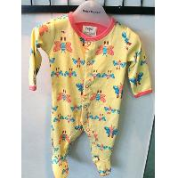 Baby Cotton Babygrow, BY2018001
