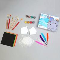 IMAGINATION IS THE ART TO CREATE Rigo, Creative Kit for Your Kids, High Level
