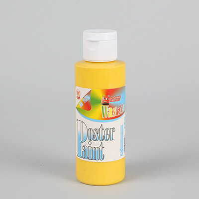 POSTER PAINT 500ML Yellow
