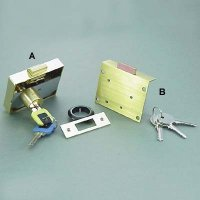 Steel Drawer Locks (OEM)