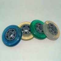 Skate-Bike Wheel, Plastic Products - 12