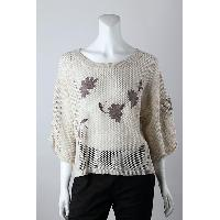 7gg Embroidery Front Jumper
