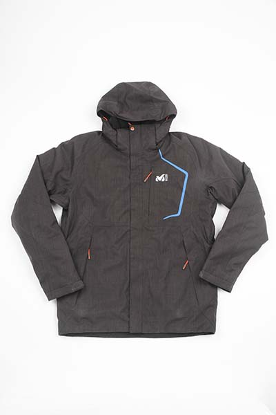 Fully Waterproof Men's Jacket