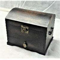 Sell Wooden Jewellery Box (Item No. PF128A)