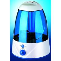 Air Humidifier & Ionizer
