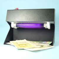Electronic Money Detector - UV Twin Light