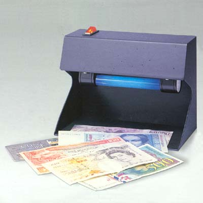 Electronic Money Detector - UV Standard