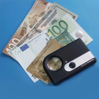 Sell Card Size Money Detector with magnifier