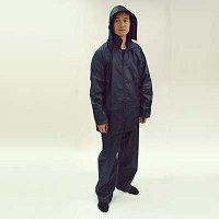 POLYESTER/PVC RAINSUITS