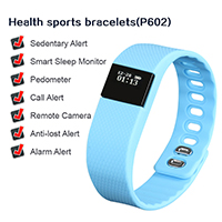 Fashion Sky Blue Health Care Sports High Quality Smart Watch OEM Watch