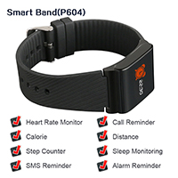 Top One Smart Watch Health Sports Heart Rate Monitor Mens Smart Wrist Watch