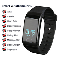 Corporate High Quality Gift Watch Fashion Black Health Sports Smart Watch for Kids