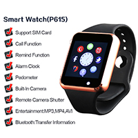 China OEM Watch Manufacturer Touch Screen Smart Wristwatch Smartphone Men Women Kids Boys