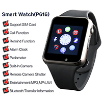 Touch Screen Smart Wristwatch OEM-/ODM-Manufacturer