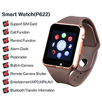 Wrist Watch Blood Pressure Monitor Smart Watch Waterproof IP68