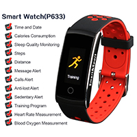 OEM/ODM Manufacturer Customized Smart Watch Customized Smart Watch