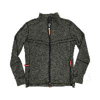 Mens Knitted Active Jacket