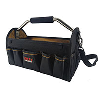 16 inches FOLDABLE TOOL TOTE