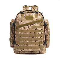 LARGE CAPACTIY MILITARY BACKPACK