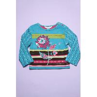 Baby Girl's Knitted T-Shirts