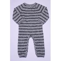 Baby's Knitted Jumpsuit