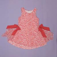 Girl's Woven Dress, CF-8487