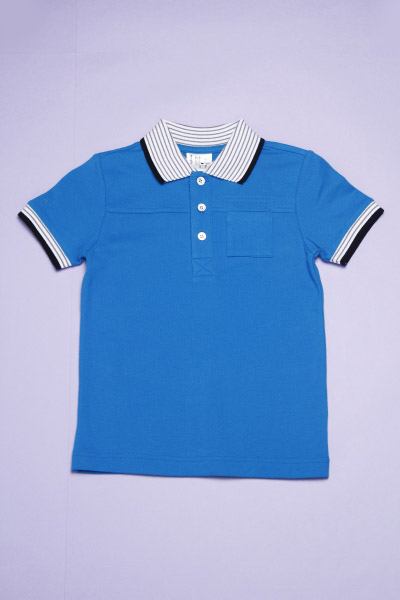 Boy's Knitted Polo Shirts