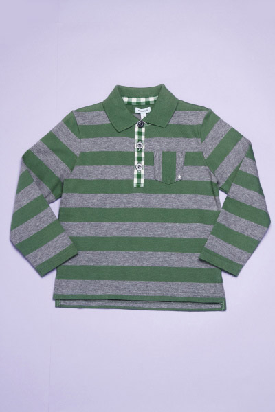 Boy's Knitted LS T-Shirts
