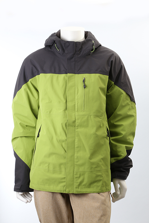 5d57246c7 Men's 3 in 1 System Jackets with Insulated Inner Jacket, Woven ...