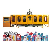 In-Mould Labelling Blow Moulding Machine