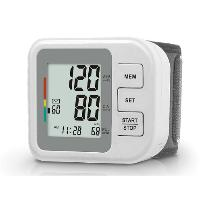 Blood Pressure Monitor (Fully Automatic Wrist Style)