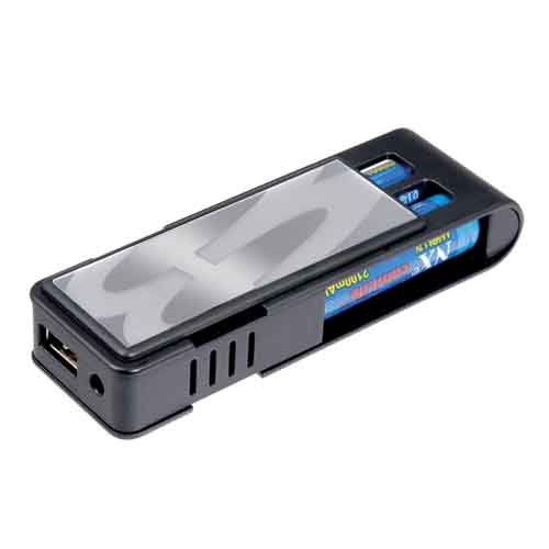 Ultra-lite Dual Charger