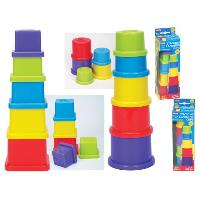 Stacking Cups-2 Styles