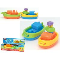 Bathtime Tugboats