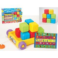 Brick Truck & Abc Blocks