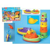 Bathtime Lighthouse Set