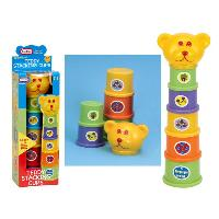 Teddy Stacking Cups, J-857