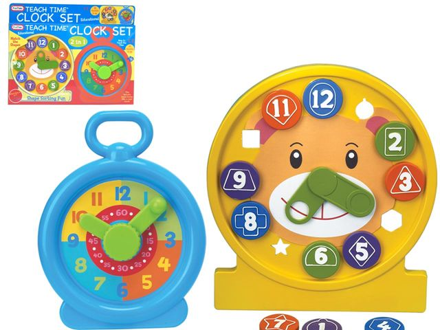Teachtime Clock Set