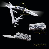 Top Highest Quality Multi-fucntion Tool With 2 Led