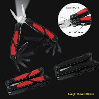 Highest Top Quality Multi-tools With On/off Switch Led