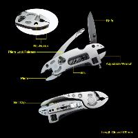 Multi Function Tool With Compact Design